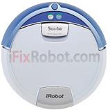 Scooba 5900 Repair